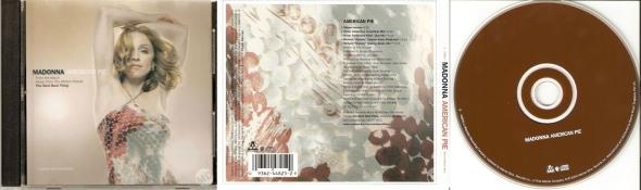 madonna american pie maxi single singapore