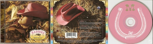 madonna music cd single canada