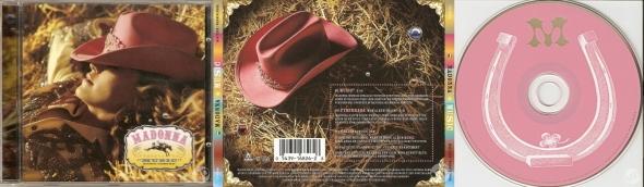 madonna music cd single canada