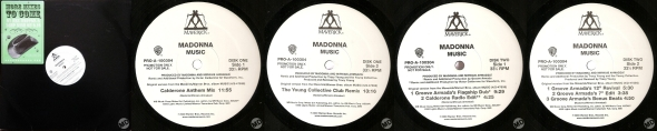 madonna music single 12 promo 2 usa