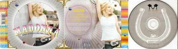 madonna ehat it feels like for a girl cd maxi single 3 alemania