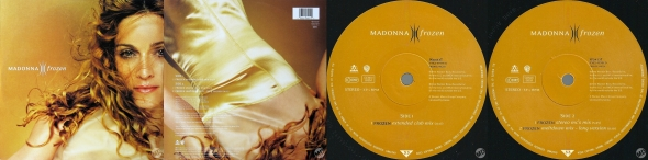madonna frozen single 12 pulgadas alemania