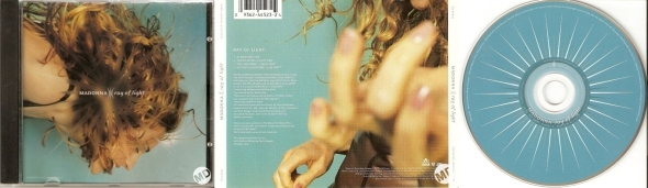 madonna ray of light cd single canada