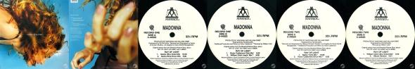 madonna ray of light single 12 pulgadas USA
