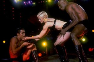 madonna fever The Girlie Show