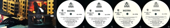 madonna nothing really matters single 12 pul usa