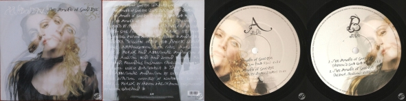 madonna the power of good bye single 12 pul alemania