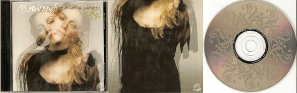madonna the power of goodbye cd single canada