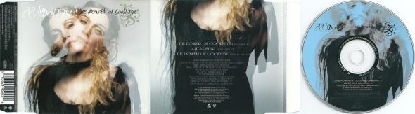 madonna the power of goodbye cd single uk 3