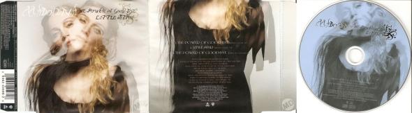 madonna the power of goodbye little star cd single 2 UK