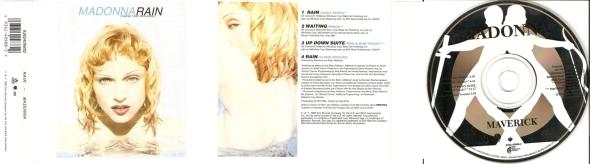 madonna rain cd maxi single australia