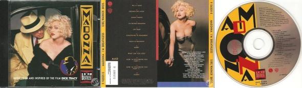 i'm breathless cd