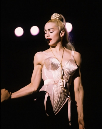 madonna express yourself blond ambition
