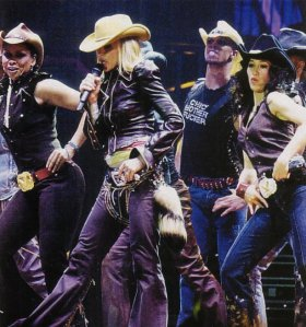 madonna don't tell me drowned world tour