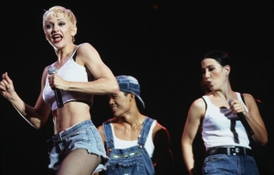 madonna everybody the girlie show