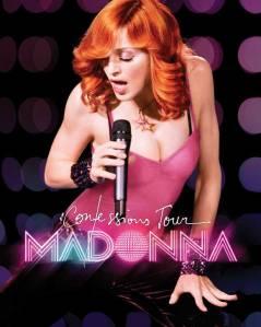 madonna the confessions tour poster tour