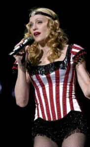 madonna deeper and deeper re invention tour