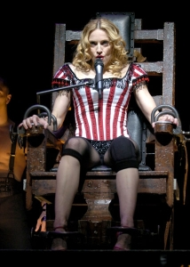 madonna lament re invention tour