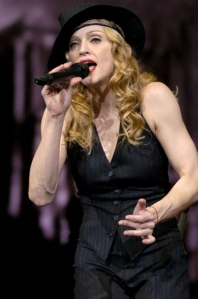 madonna don't tell me re invention tour