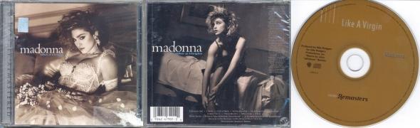 madonna like a virgin mexico 2001