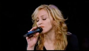madonna the confessions tour drowned world substitute for love