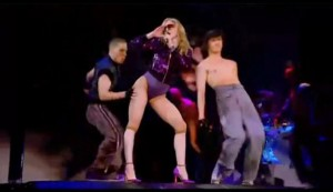 madonna the confessions tour hung up