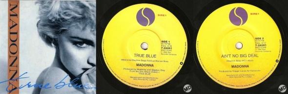 madonna true blue single 7 pulgadas alemania