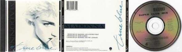 madonna true blue super club mix australia