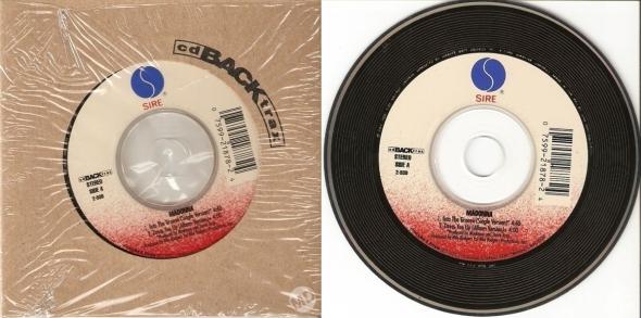 madonna into the groove cd single usa