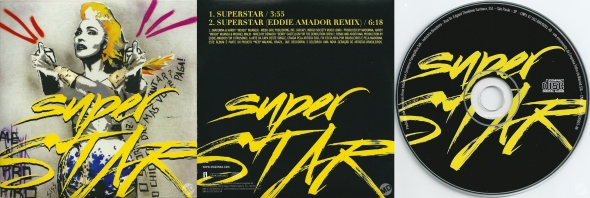 madonna superstar cd single brasil