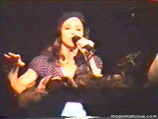 madonna hmv 2003