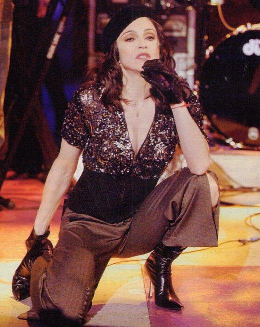 madonna jonatahn ross 2003
