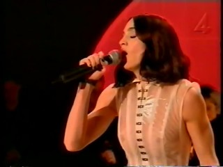 Madonna The Power Of Goodbye Sen Kväll Med Luuk Tv Show.wmv3