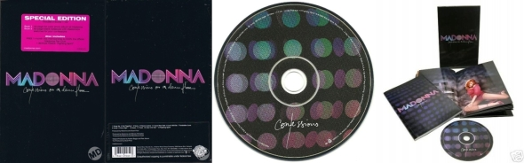 madonna confessions on a dance floor limited edition