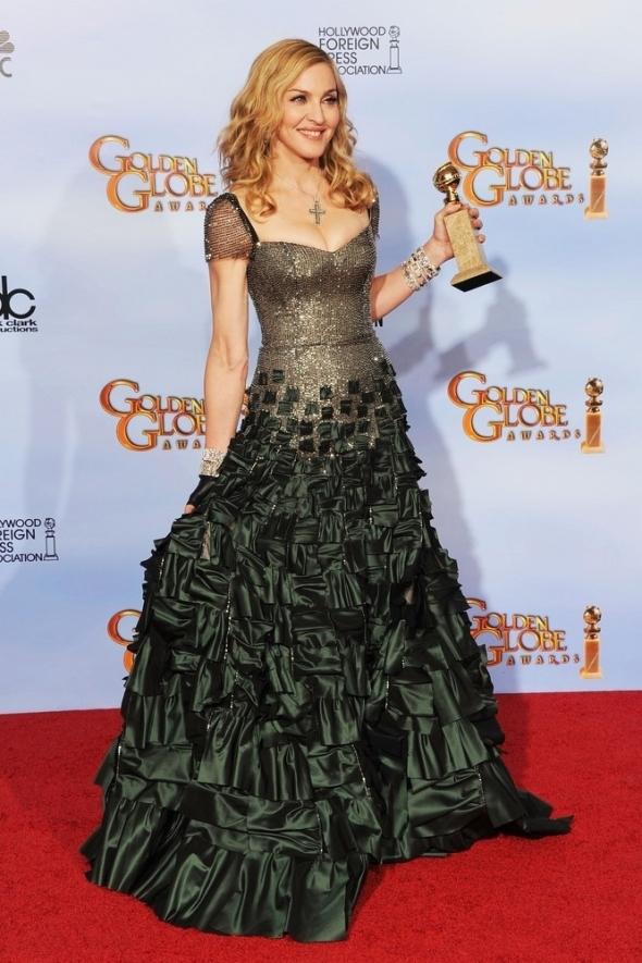 madonna golden globe 02 2012