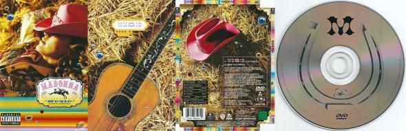 madonna music dvd single germany