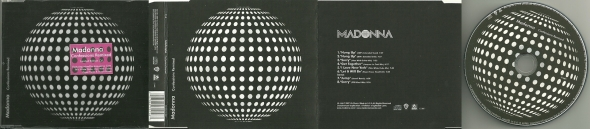 madonna confessions remixed CD limited edition