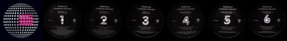 madonna confessions remixed LP