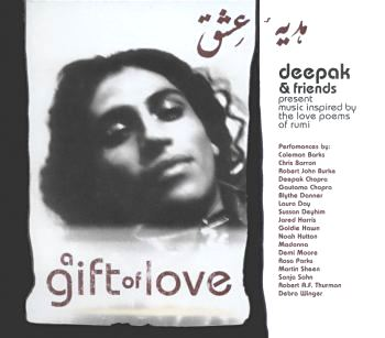madonna deepak chopra a gift of love