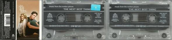 madonna the next best thing cassette turkia