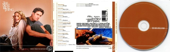 madonna the next best thing soundtrack CD
