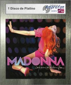 madonna confessions  on a dancefloor AMPROFON