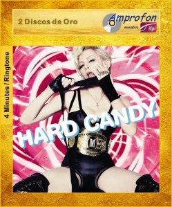 madonna hard candy ringtone AMPROFON