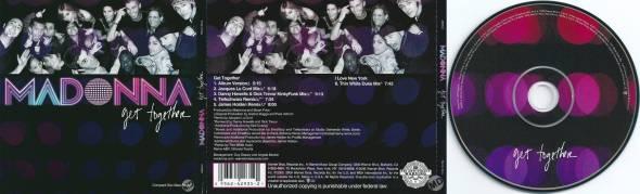 madonna get together cd maxi single usa