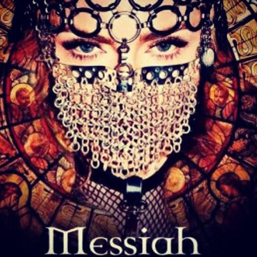 madonna messiah cd cover