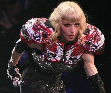 madonna sticky & sweet tour 2008 4 minutes