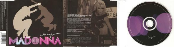 MADONNA jump cd single australia 3
