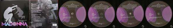 madonna jump single 7 inch 7 UK