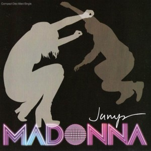 madonna jump EP Digital