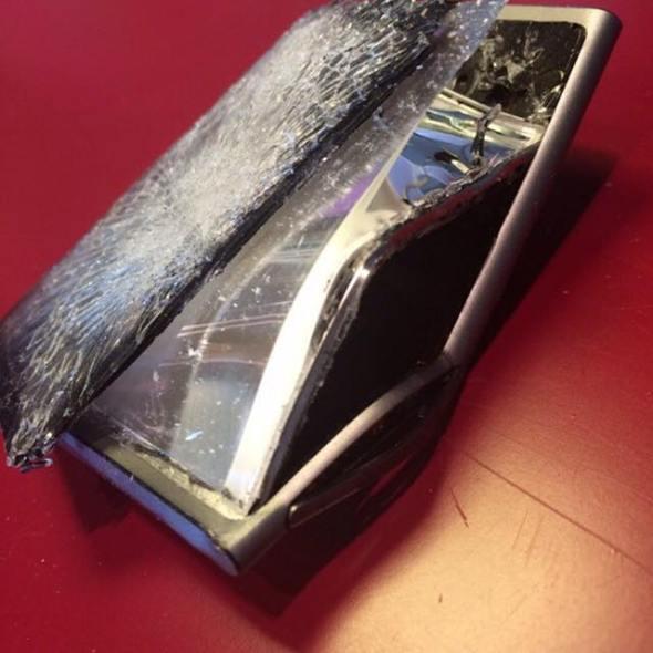 madonna ipod broken